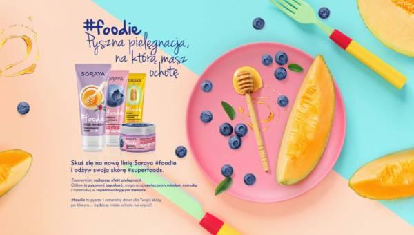 Soraya #foodie – prawdziwy deser dla skóry