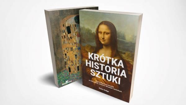"""""""Krótka historia sztuki"""" Susie Hodge – kieszonkowa podróż przez dzieje sztuk plastycznych!"""