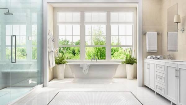 Nowocześnie i funkcjonalnie. Jak zaaranżować łazienkę?