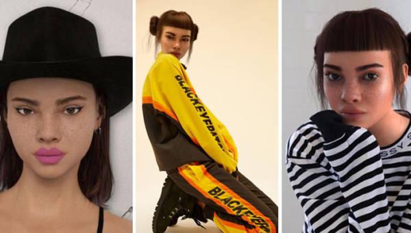 Lil Miquela – instagramerka i It Girl, która… nie istnieje