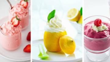 Smaczne przepisy na mrożony jogurt