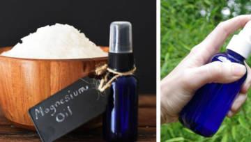 DIY: Oliwa magnezowa – naturalny dezodorant, który pokochasz!