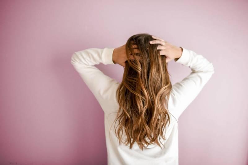 domowy przepis na wypadanie włosów