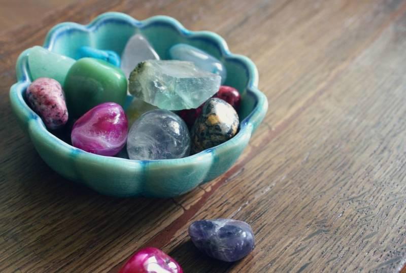Magiczne kamienie na dobry sen