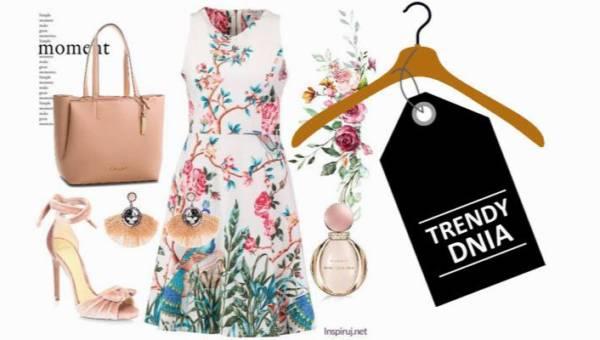 Kwiaty Orientu – stylizacja z motywem egzotycznej przyrody