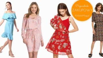 Przewodnik zakupowy: modne sukienki z gumką