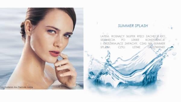 Summer Splash. Orzeźwiające kosmetyki idealne na lato