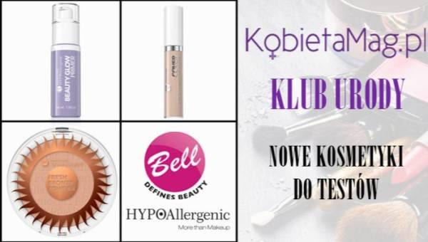 Klub Urody KobietaMag.pl: Testuj 3 nowości marki Bell HYPOAllergenic