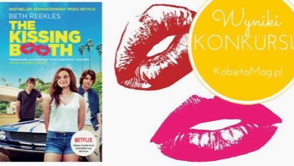 """Wyniki konkursu """"Pierwszy Pocałunek"""". Sprawdź, kto wygrał książkę """"The Kissing Booth""""!"""