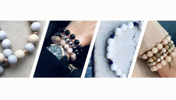Kamień zaklęty w biżuterii – trendy od Kulka Bransoletki