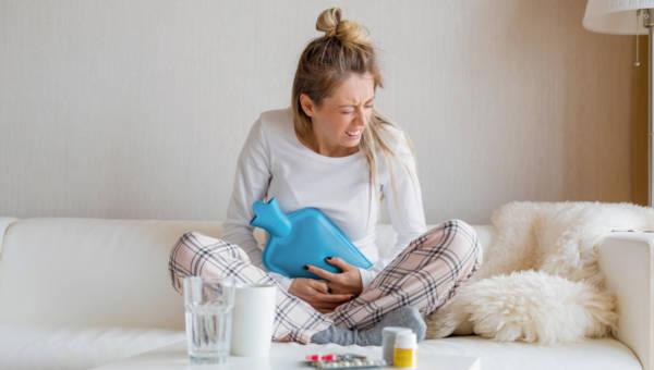 Bolesne miesiączki: skąd się biorą?