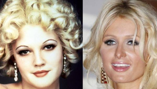Jak kształt brwi zmienia twarz! Gwiazdy, które zmieniły swój wygląd