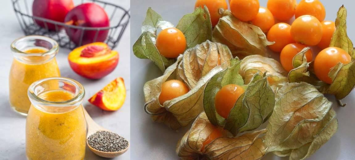 Koktajle ze złotym owocem – czyli jagodą peruwiańską