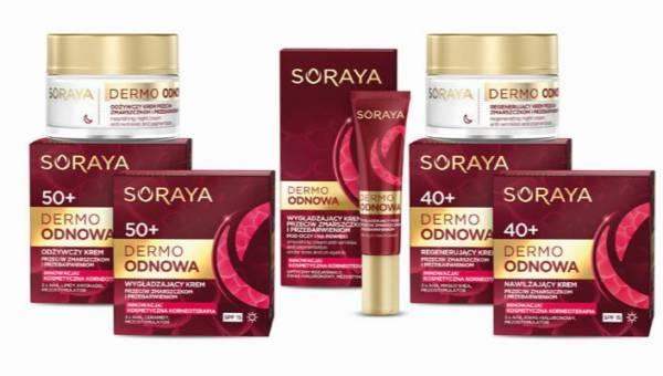 Kosmetyczna korneoterapia, czyli dermo odnowa z nowymi kremami SORAYA
