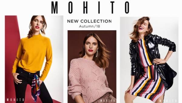 MASHA RUDENKO dla MOHITO – zobacz lookbook na jesień 2018