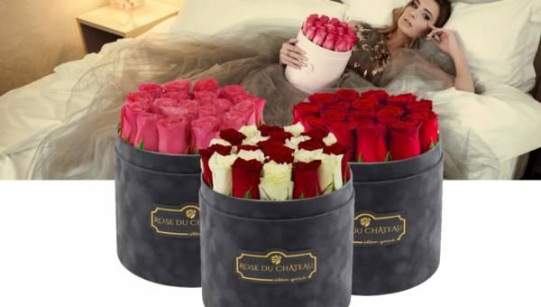 Szukasz trwałego i oryginalnego prezentu dla ukochanej kobiety? Wybierz flower box!