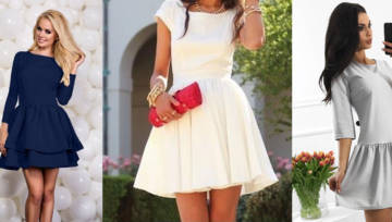 Sukienki rozkloszowane na wesele i nie tylko! Sprawdź jakie figury powinny nosić ten typ sukienek
