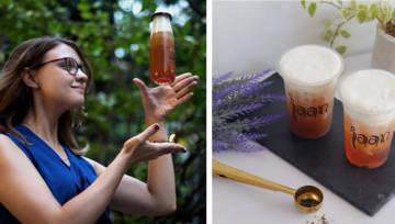 Serowa herbata – oryginalna następczyni słynnej bubble tea!