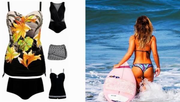 Stroje plażowe na różne typy sylwetek – porady ekspertów Gatta