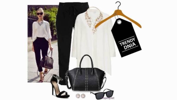 Modna stylizacja  – lato w mieście i … w biurze :(