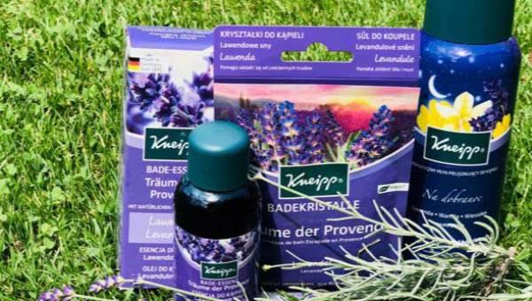 Wyniki konkursu: Lato w Prowansji z kosmetykami Kneipp