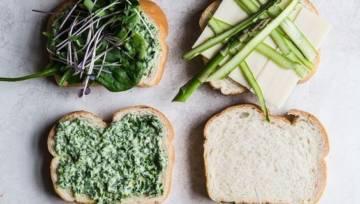Zielone kanapki – oczaruj rodzinę smakiem i zdrowiem na talerzu