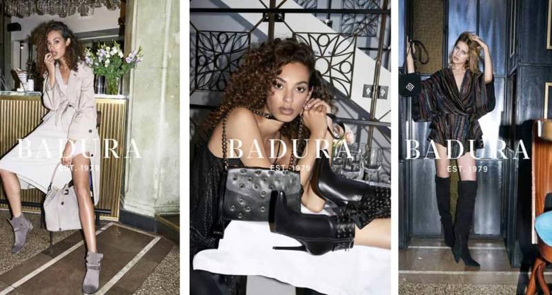 b821d1cd1eeb9 Do sesji kobiecej zaproszono zagraniczne modelki – Zodię i Gwen Pique.  Autorką zdjęć jest Zuza Krajewska. Oto kampania ICONS marki Badura.