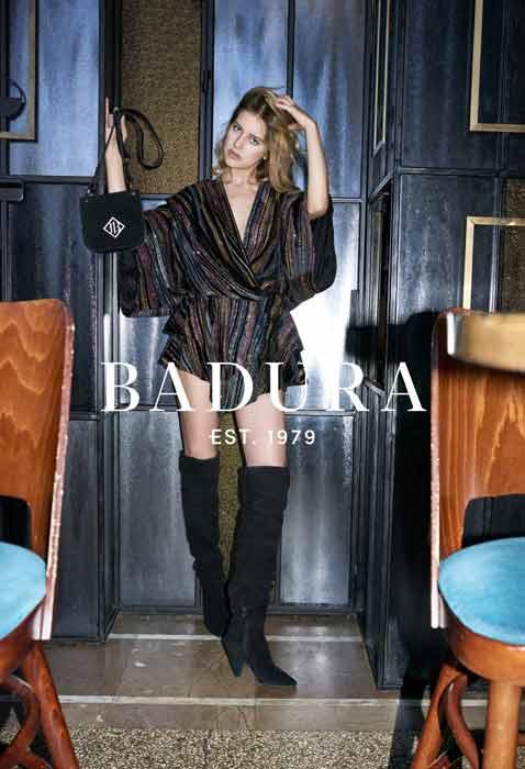 7afd799884247 BADURA buty i torebki - kampania ICONS jesień zima 2018/2019 ...