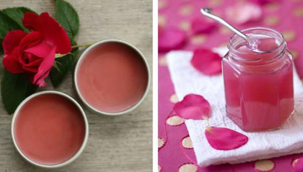 DIY: błyszczyk do ust z różą. Zamknij lato w puzderku i schowaj do torebki!