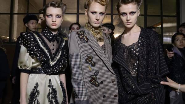 | Być piękną – jak z pokazu Chanel czyli modny makijaż na sezon jesień-zima 2012/2013