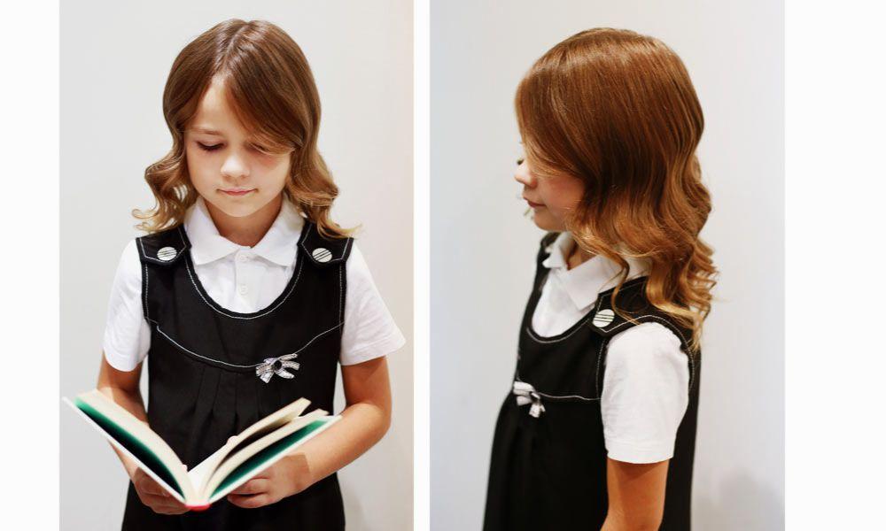 Najładniejsze Fryzury Do Szkoły Dla Dziewczynek Kobietamagpl