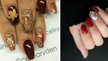 Jesienny manicure – pomysły na stylizacje w klimacie mgły i spadających liści!