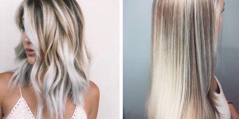 Kokosowa Koloryzacja Włosów Nowy Trend Na Jesień 2018 Kobietamagpl