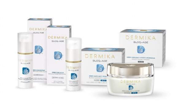 Dermika Bloq Age: Odmładzanie skóry w dzień i w nocy