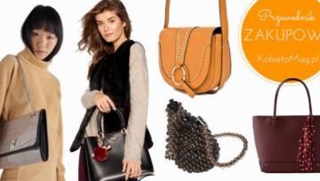 Przewodnik zakupowy: modne torebki na jesień 2018 z sieciówek
