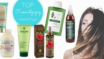 Top kosmetyczny: najlepsze kosmetyki na tłustą skórę głowy