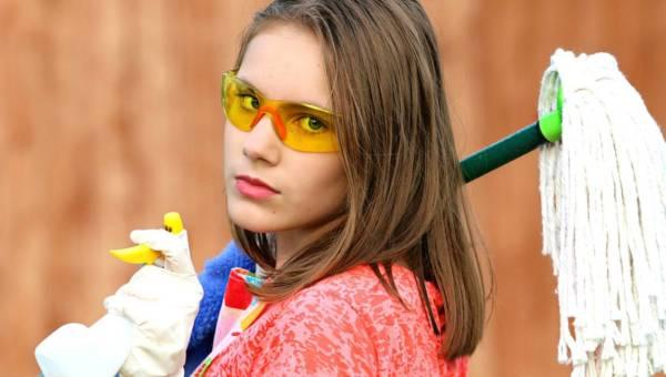Jak być perfekcyjną panią domu? 10 trików dla początkującej gospodyni