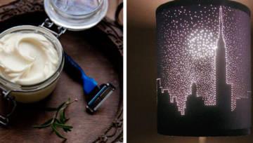 4 pomysły na ręcznie robione prezenty na Dzień Chłopaka 2018