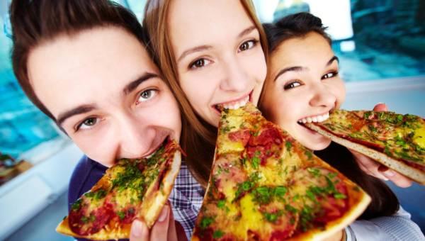 Pizza w popkulturze