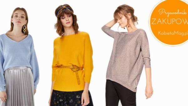 Przewodnik zakupowy: najładniejsze swetry na jesień 2018 z sieciówek!