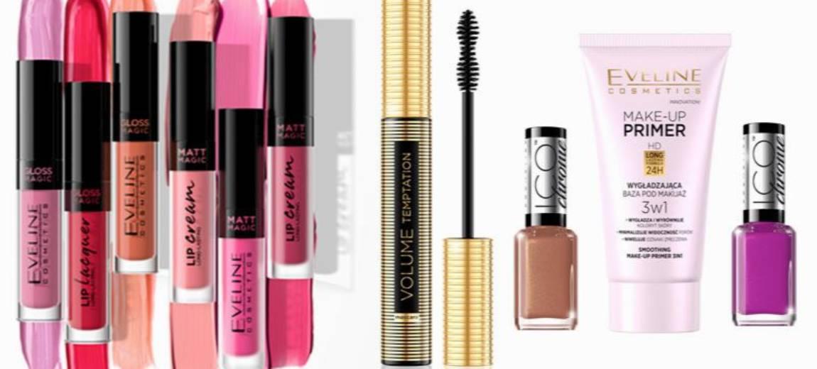 Nowości makijażowe od Eveline: wykonaj trwały make up