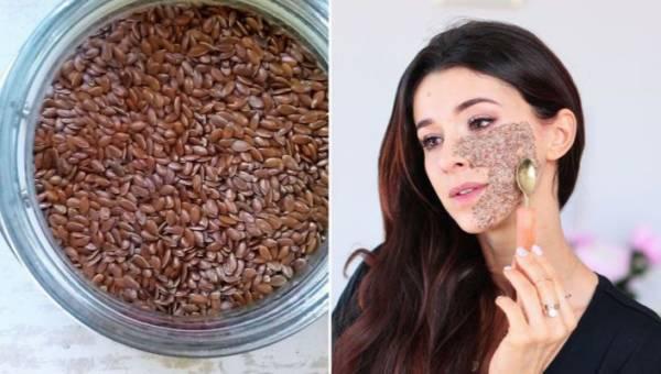 DIY: Maseczka z siemienia lnianego odmłodzi twoją twarz i zregeneruje skórę