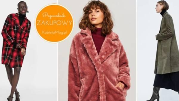 Najmodniejsze płaszcze na jesień 2018 z sieciówek. Przedstawiamy modele do 250 złotych