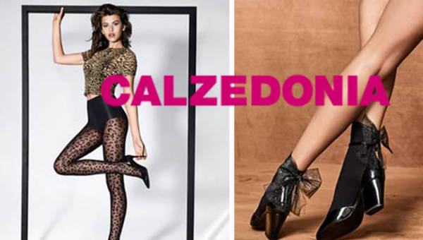 Calzedonia na jesień 2018. Kobiece i niebanalne propozycje dla twoich nóg