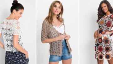 Moda od bonprix na mijające lato. Załóż ażur w ostatnie ciepłe dni