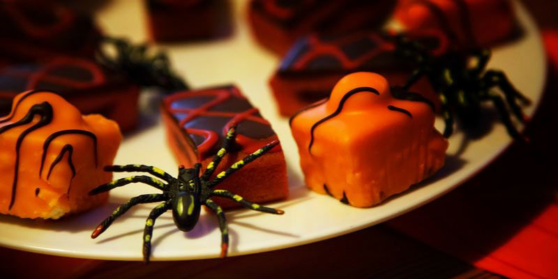 co zamiast słodyczy na Halloween