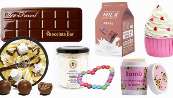 Kosmetyki słodycze – nakarm zmysły bez kalorii!