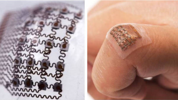 Monitorowanie zdrowia wkrótce będzie bardzo łatwe. Zrobi to za Was… miniaturowy plaster!