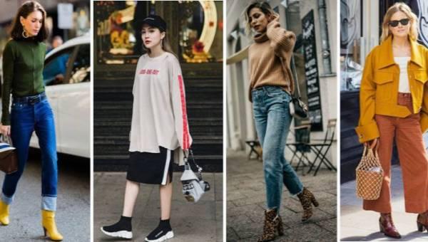 Najmodniejsze buty na jesień 2018. Które wybierasz: kowbojki, sneakersy, a  może botki?