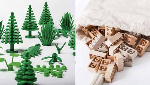 Ekologiczne klocki Lego. Zrobiono je z trzciny cukrowej!